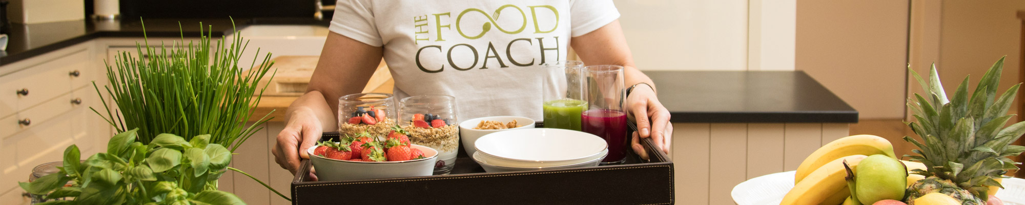 Contact The Food Coach